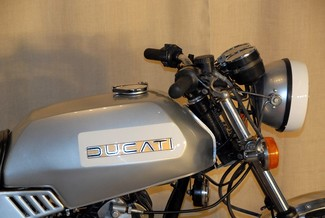 1977 Ducati 500 GTL MADE TO ORDER VINTAGE CAFE RACER Cocoa, Florida 17