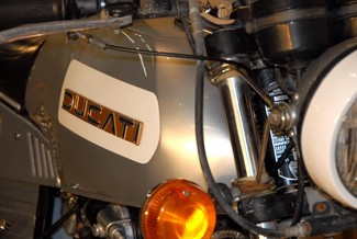 1977 Ducati 500 GTL MADE TO ORDER VINTAGE CAFE RACER Cocoa, Florida 21