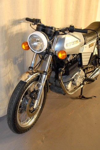 1977 Ducati 500 GTL MADE TO ORDER VINTAGE CAFE RACER Cocoa, Florida 10