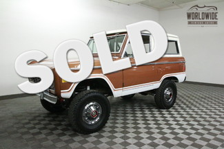 1977 Ford BRONCO in Denver Colorado