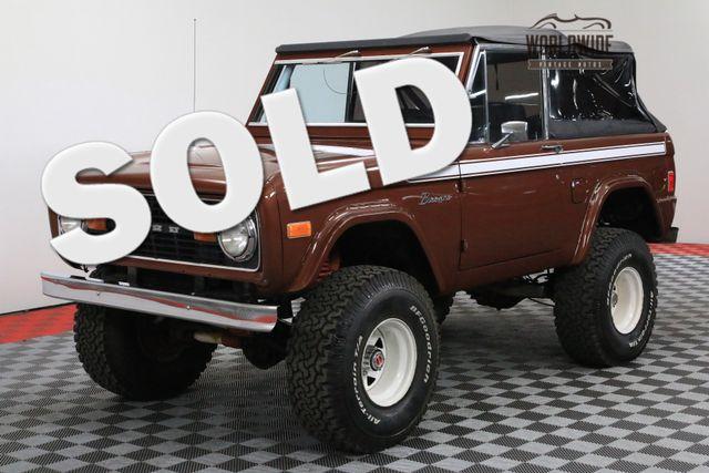 1977 Ford BRONCO RESTORED. LAST YEAR! 302 V8 PS 1 OWNER | Denver, Colorado | Worldwide Vintage Autos