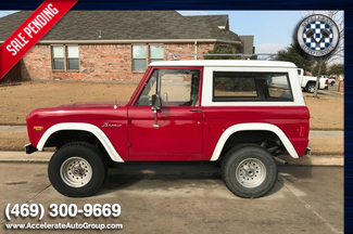 1977 Ford Bronco 4X4 V8 in Garland