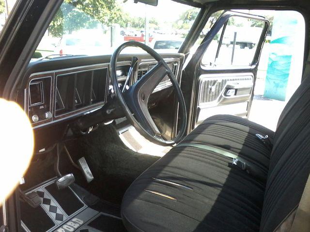 1977 Ford F250 XLT Camper Special San Antonio, Texas 10
