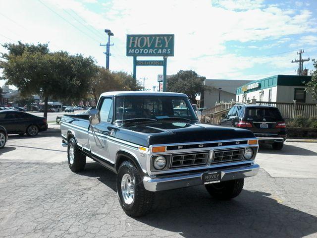 1977 Ford F250 XLT Camper Special San Antonio, Texas 1