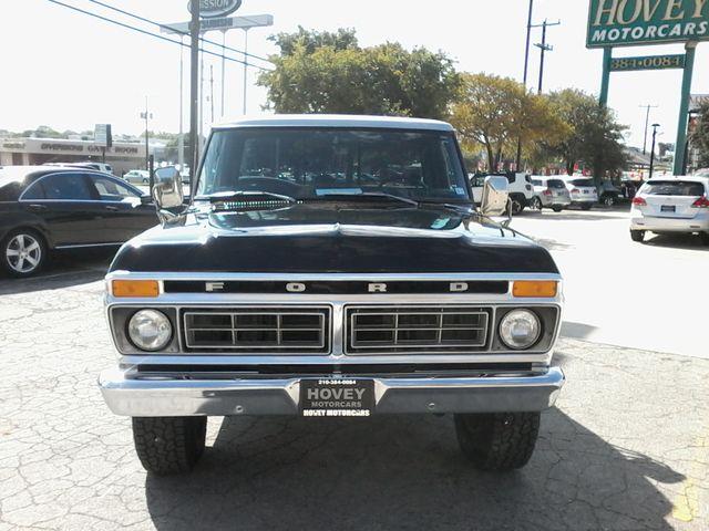 1977 Ford F250 XLT Camper Special San Antonio, Texas 2