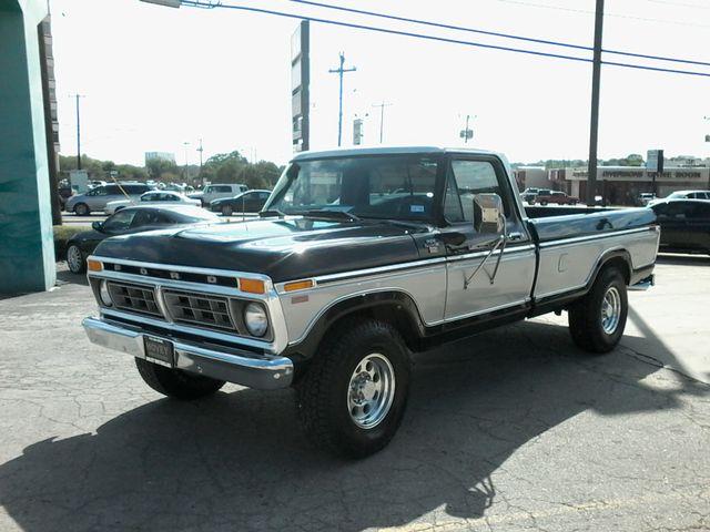 1977 Ford F250 XLT Camper Special San Antonio, Texas 3