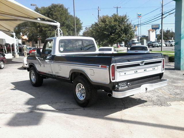 1977 Ford F250 XLT Camper Special San Antonio, Texas 5