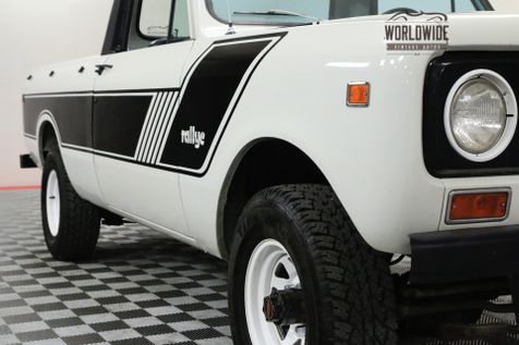 1977 International SCOUT RARE TERRA SCOUT II 4X4 CONVERTIBLE TOP V8 | Denver, CO | Worldwide Vintage Autos in Denver, CO