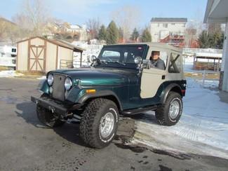 1977 Jeep 83 - Utah Showroom Newberg, Oregon