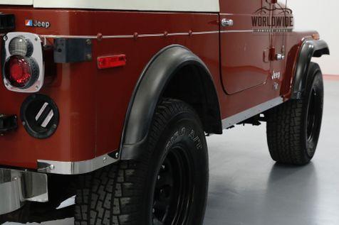 1977 Jeep CJ7 ORIGINAL V8 4X4 RARE A/C AUTO PS PB | Denver, CO | Worldwide Vintage Autos in Denver, CO