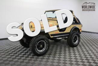 1977 Jeep CJ-5 RENEGADE in Denver Colorado