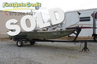 1977 Jon Boat   | Jackson , MO | First Auto Credit in  MO