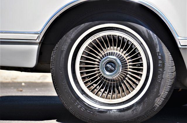 1977 Lincoln Continental Mark V Cartier Reseda, CA 32