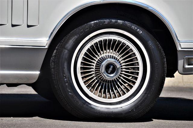 1977 Lincoln Continental Mark V Cartier Reseda, CA 33