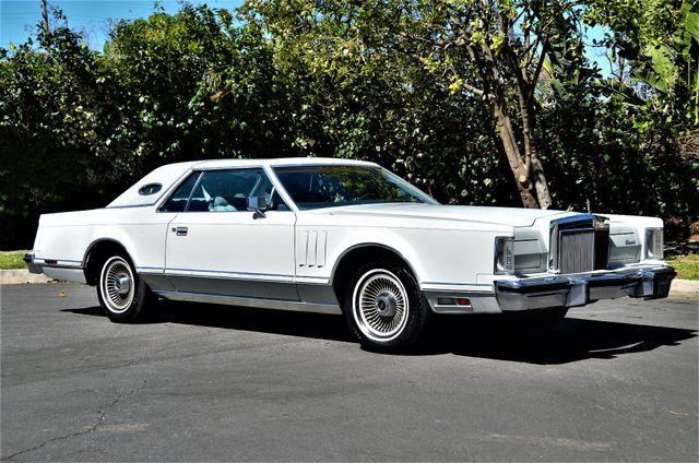 1977 Lincoln Continental Mark V Cartier Reseda, CA 35