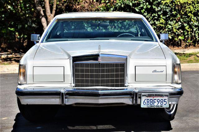 1977 Lincoln Continental Mark V Cartier Reseda, CA 29