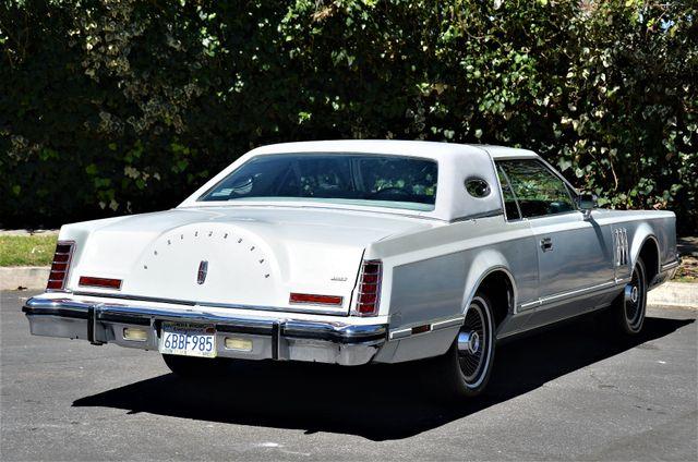 1977 Lincoln Continental Mark V Cartier Reseda, CA 39
