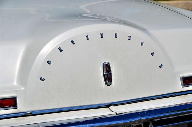 1977 Lincoln Continental Mark V Cartier Reseda, CA 40