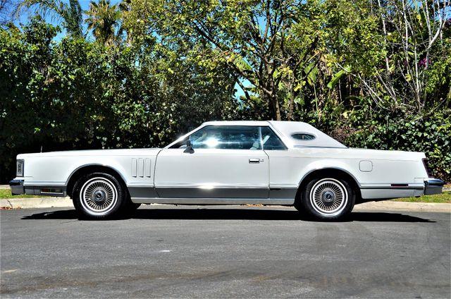 1977 Lincoln Continental Mark V Cartier Reseda, CA 42