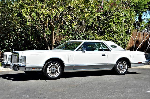 1977 Lincoln Continental Mark V Cartier Reseda, CA 43