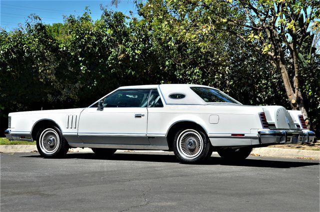 1977 Lincoln Continental Mark V Cartier Reseda, CA 44