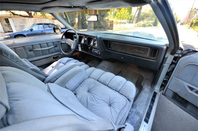 1977 Lincoln Continental Mark V Cartier Reseda, CA 21