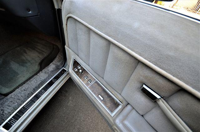 1977 Lincoln Continental Mark V Cartier Reseda, CA 50
