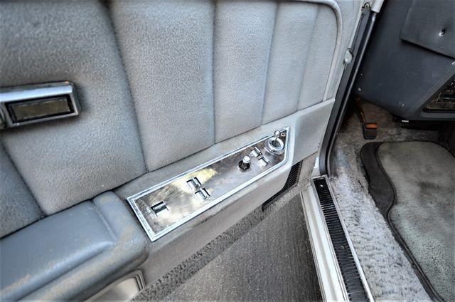 1977 Lincoln Continental Mark V Cartier Reseda, CA 57