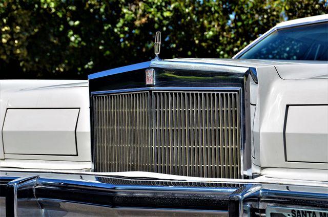 1977 Lincoln Continental Mark V Cartier Reseda, CA 14