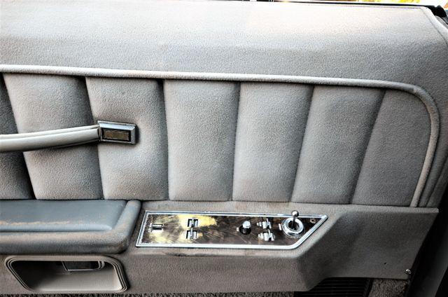 1977 Lincoln Continental Mark V Cartier Reseda, CA 58