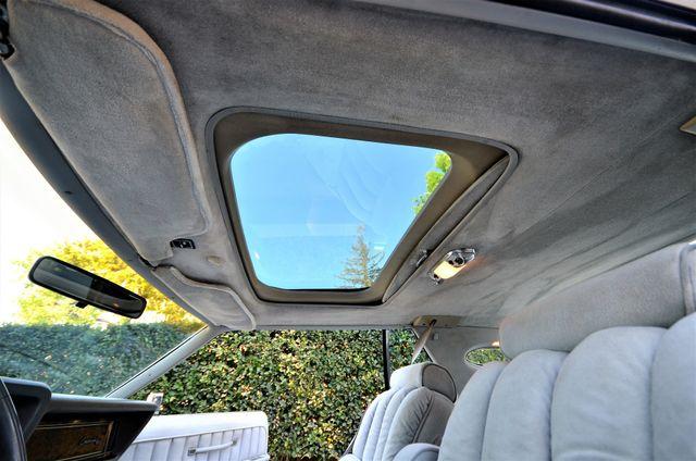 1977 Lincoln Continental Mark V Cartier Reseda, CA 46