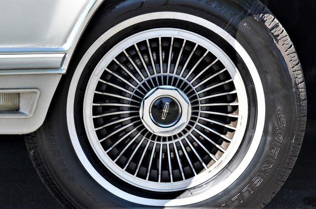 1977 Lincoln Continental Mark V Cartier Reseda, CA 5