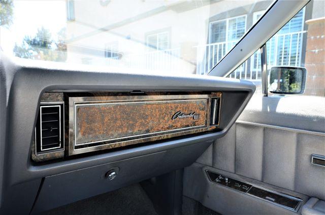 1977 Lincoln Continental Mark V Cartier Reseda, CA 66