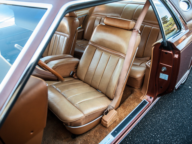 1977 Lincoln Continental Mark V Cartier Edition Studio City, California 15