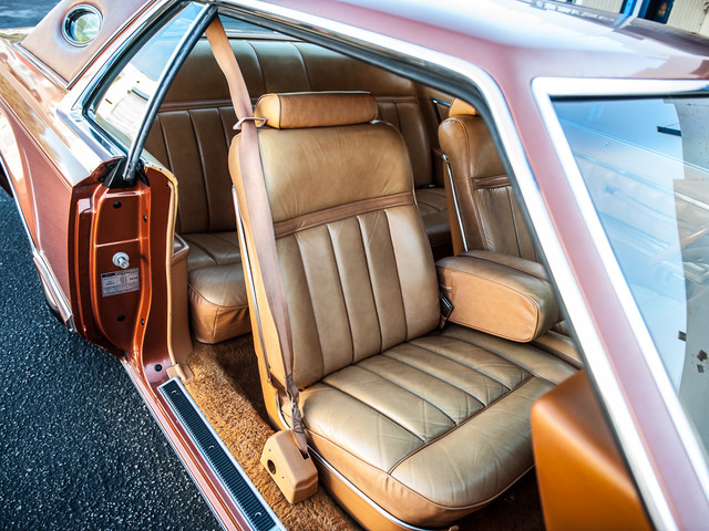 1977 Lincoln Continental Mark V Cartier Edition Studio City, California 18