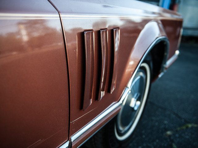 1977 Lincoln Continental Mark V Cartier Edition Studio City, California 21