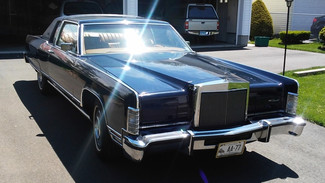 1977 Lincoln Continental Town Coupe East Haven, CT 3