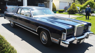 1977 Lincoln Continental Town Coupe East Haven, CT 4