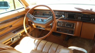 1977 Lincoln Continental Town Coupe East Haven, CT 8