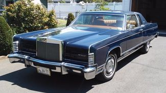 1977 Lincoln Continental Town Coupe East Haven, CT