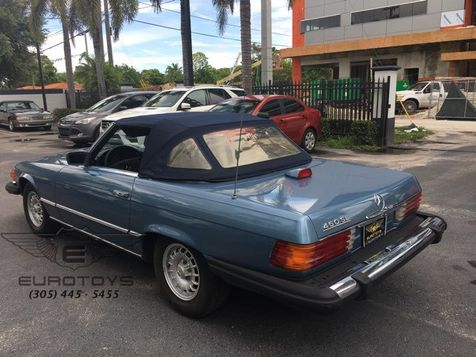 1977 Mercedes Benz 450 SL CONVERTIBLE | Miami, FL | Eurotoys in Miami, FL