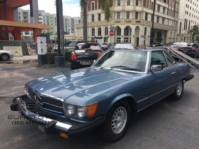 1977 Mercedes Benz 450 SL CONVERTIBLE | Miami, FL | Eurotoys in Miami FL