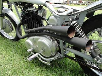 1977 Norton COMMANDO 750CC BOBBER CUSTOM MOTORCYCLE Cocoa, Florida 9