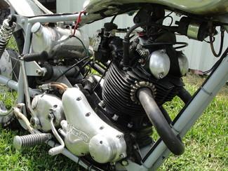 1977 Norton COMMANDO 750CC BOBBER CUSTOM MOTORCYCLE Mendham, New Jersey 12