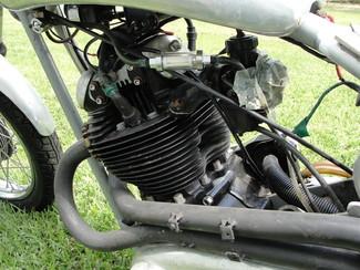 1977 Norton COMMANDO 750CC BOBBER CUSTOM MOTORCYCLE Mendham, New Jersey 8