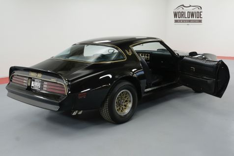 1977 Pontiac TRANS AM 455 GTO ENGINE SMOKEY & THE BANDIT CLASSIC | Denver, CO | Worldwide Vintage Autos in Denver, CO