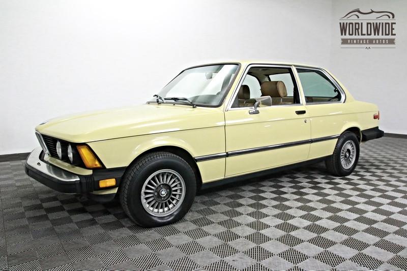 1978 BMW 320i BOSCH K-JETRONIC FUEL INJECTION. AC!