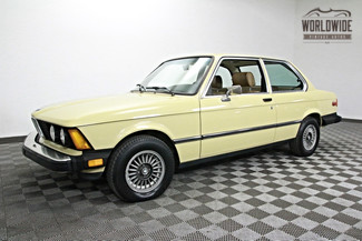 1978 BMW 320i BOSCH K-JETRONIC FUEL INJECTION. AC!  in Denver Colorado