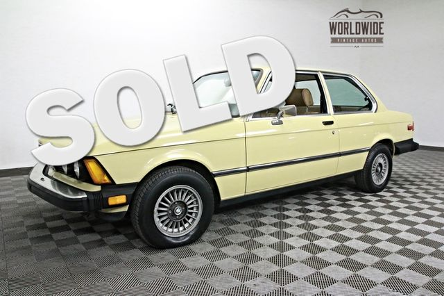 1978 BMW 320i BOSCH K-JETRONIC FUEL INJECTION. AC!  | Denver, Colorado | Worldwide Vintage Autos