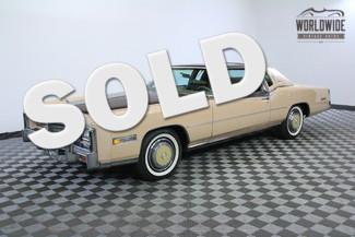 1978 Cadillac ELDORADO COLLECTOR BIARRITZ ONE OWNER 86K MILES in Denver Colorado